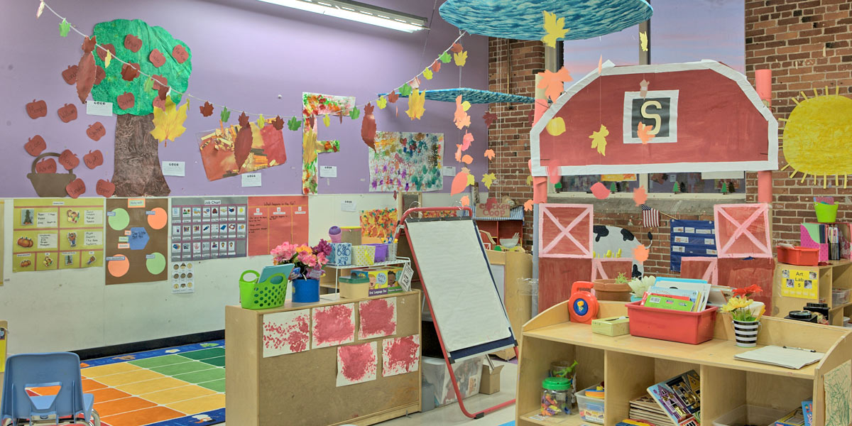 little sprouts classroom
