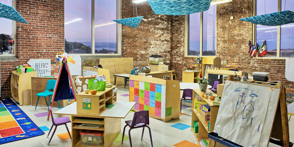 Early Childhood Education Classroom Environments