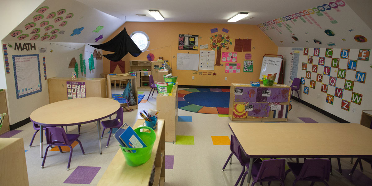 Room Design For Preschool