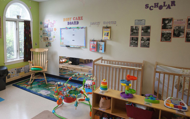 Little Sprouts Infant Class