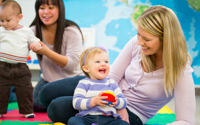 Little Sprouts Toddler Classroom