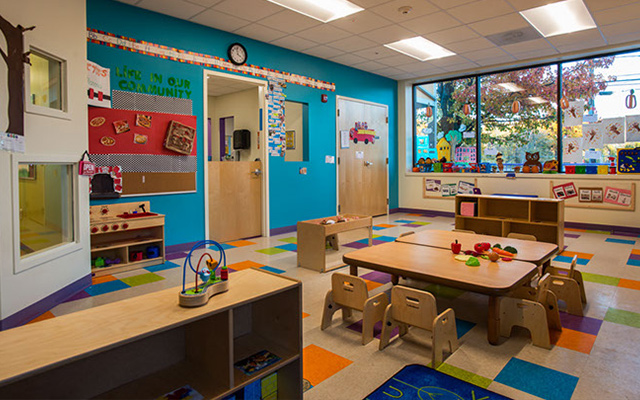 Classroom Design For Toddlers ~ Little sprouts toddler classrooms